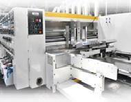 TCY Flexo Printer Slotter Die Cutter